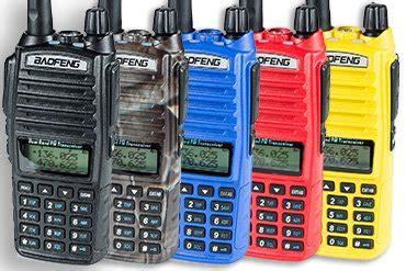 Baofeng Bff8bf F8 Walkie Talkie Uv 5r 2nd Black Lcd Display baofeng radios