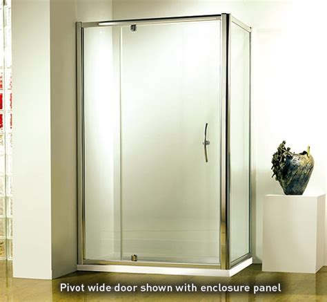 Wide Shower Doors kudos original 1100mm pivot wide shower door