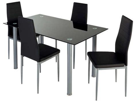 table et chaise conforama ensemble table 4 chaises conforama chaises et ensemble