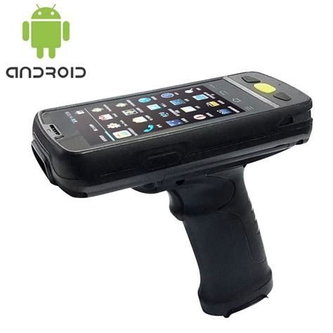 scanner for android android mobile device with barcode scanner for inventory stocktaking asset tracking retail