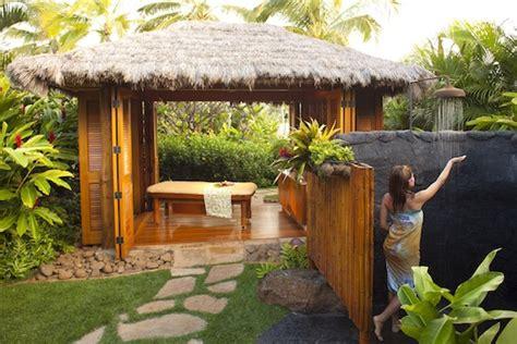 hawaii outdoor shower anara outdoor shower hawaii honeymoon
