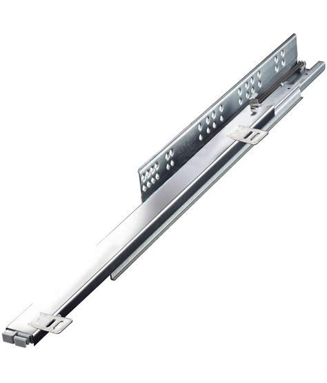 buy king slide 1a68alb400mm white steel telescopic drawer