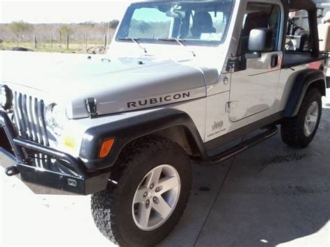 Jeep San Antonio Tx 2005 Jeep Wrangler Unlimited Rubicon For Sale In San