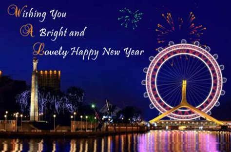joyful and blessed new year free happy new year ecards