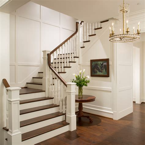 home design story stairs elegant foyer stair wraps a paneled two story entry hall