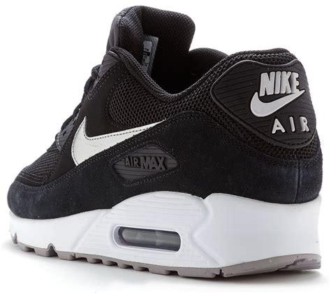 Nike Airmax 90 For Mans mens nike air max 90 essential premium breathe leather