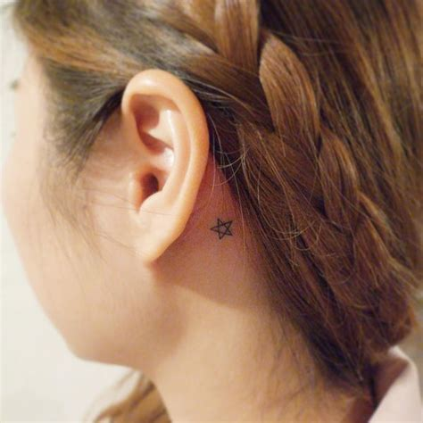 believe tattoo behind ear ear tattoos ideas behind the ear tattoos for guys and girls
