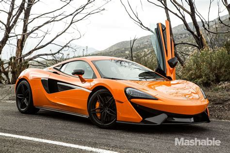 mclaren s 570s will make you scream with delight review