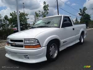 2000 Chevrolet S10 Xtreme Summit White 2000 Chevrolet S10 Xtreme Regular Cab
