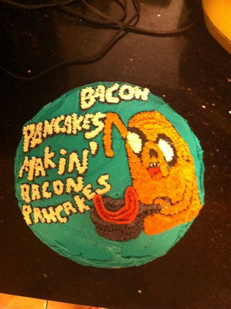 Doh Makin39 Birthday Cake 18 best bacon pancakes images on bacon pancake bacon and adventure time