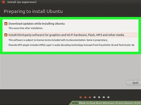 how to install ubuntu on windows 7 tutorial how to dual boot windows 10 and ubuntu 16 04 with pictures