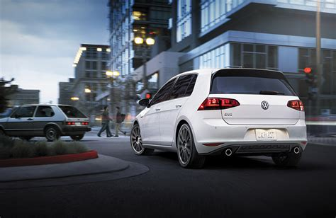 white volkswagen gti 2016 the 2016 golf gti offers a powerful turbocharged tsi