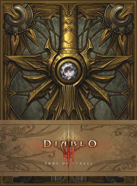 diablo iii book of 1608872793 diablo book of tyrael ainoko studios