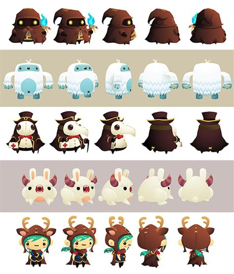 design game characters online meowza