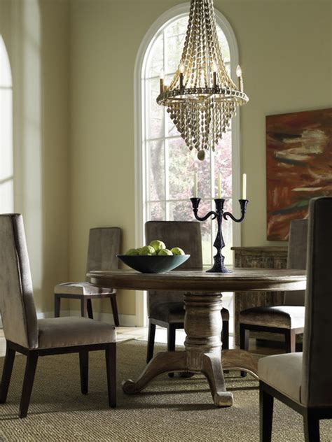 houzz dining room tables round dining tables traditional dining room new york