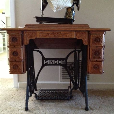 singer sewing machine cabinet antique sewing machine cabinet antique furniture