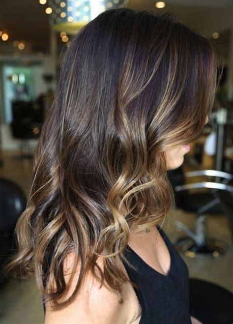 black hairstyles highlights short black hair with caramel highlights wave hair styles