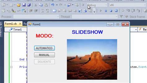 Imagenes En Visual Studio | crear un visor de imagenes en visual studio 2010 parte 2