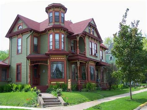 queen anne house style queen anne style victorian home fairy tales pinterest