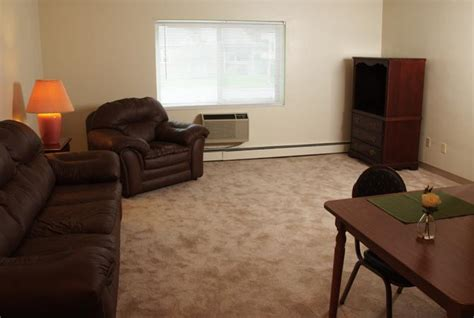 college living room mt nittany apartments state college pa