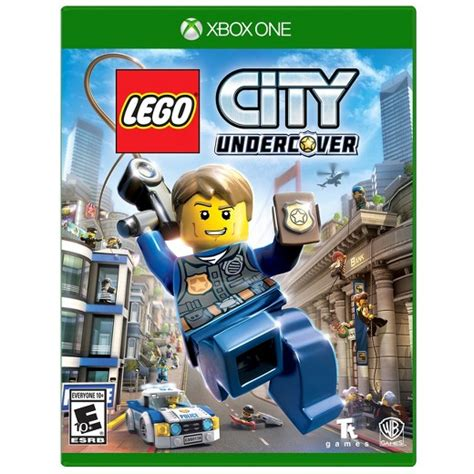 lego city undercover xbox one target