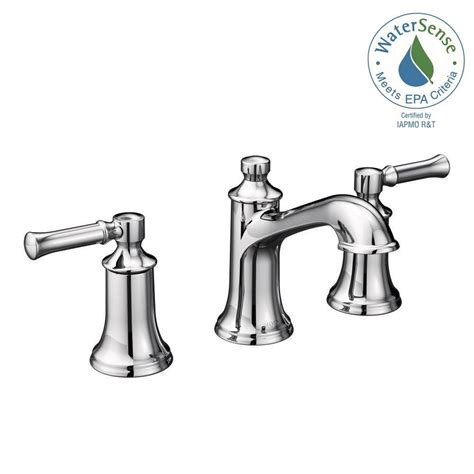 kitchen sink faucets moen moen dartmoor 8 in widespread 2 handle bathroom faucet in