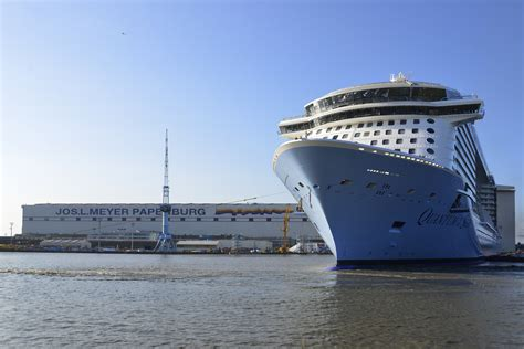 Anthem Background Check Last Checks For Quantum Of The Seas Before Maiden Voyage Cruise1st