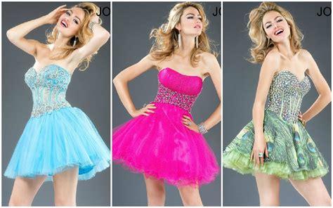 vestidos para quincea eras cortos vestidos cortos modernos para quinceaneras modelos 2015