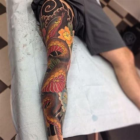 tattoo oriental pierna pin by jorge s on ink pinterest tattoo leg tattoos