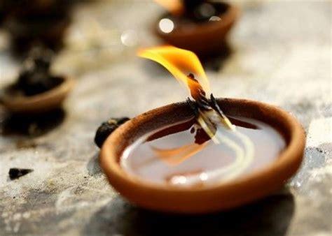 candele ad olio 10 candele a olio fai da te greenme