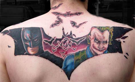the dark knight tattoo designs batman by mike ledoux tattoos