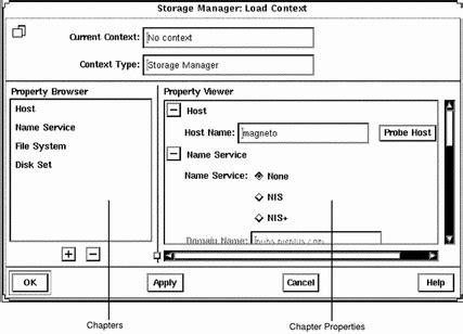 Storage Administrator Description by Graphic