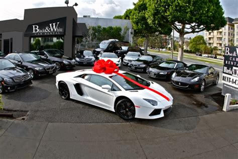 Cost To Rent A Lamborghini For A Day Lamborghini Aventador Now Available For Rent Automotorblog