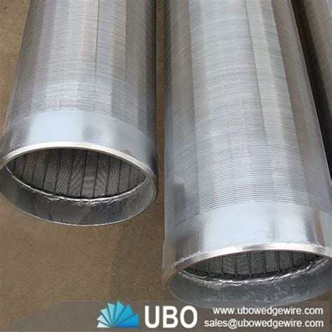 point screen filter  water treatment ubo