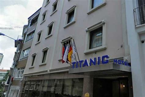 comfort suites ta titanic comfort hotel 131 tl den başlayan fiyatlarla