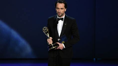 matthew rhys has won an emmy matthew rhys vows his baby son will support wales in the