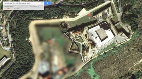 imagenes ocultas google maps ventuno luoghi che non vedrete mai su google map