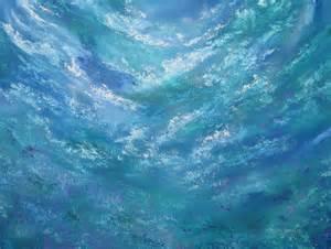 serenity blue paint micheal g hammons artworld