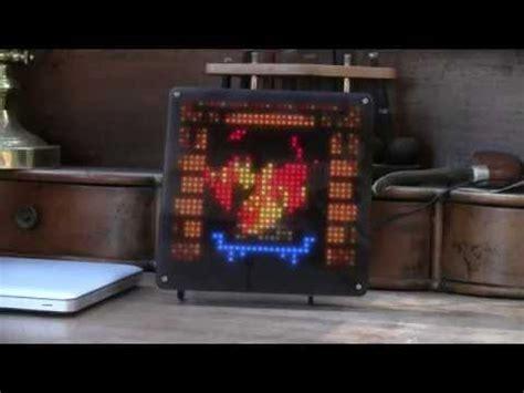 Pixel Guts Kit pixel guts kit bluetooth controlled 32x32 rgb led matrix