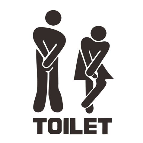 Toilet Sign get cheap toilet signs aliexpress