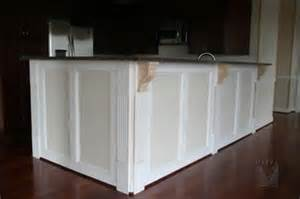 Wainscoting Kitchen Island by Kitchen Island Wainscoting Kitchen