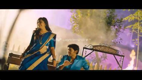 Sri Divya hot navel show in Saree from Vellakara Durai ...