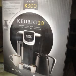 Top Coffee Mugs by Review The New Keurig 2 0 K300 Coffee Brewing System With