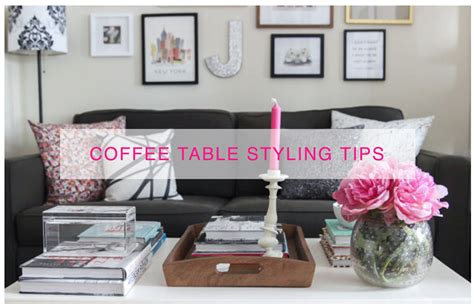 coffee table styling coffee table styling on domino york avenue
