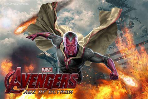 Age Of Ultron Iron The Vision Nations age of ultron vision by chenshijie9095 on deviantart