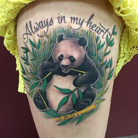 girl with panda tattoo on chest 363 best panda tattoos images on pinterest