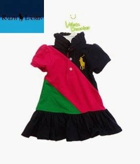 Baju Branded Adidas baju branded baby kanak kanak polo baby dress