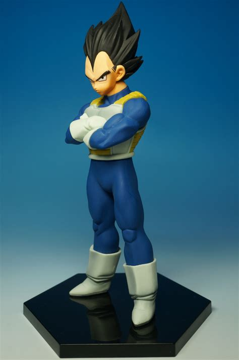 The Figure Collection Vegeta z the figure collection vegeta banpresto