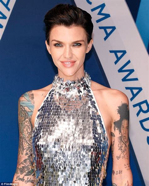 ruby rose opens up about revealing her gender fluidity