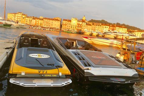 cigarette boat st tropez image of the week